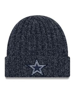 Dallas Cowboys New Era 2018 NFL Cold Weather TD Knit ženska zimska kapa