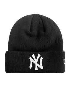 New York Yankees New Era League Essential Damen Wintermütze