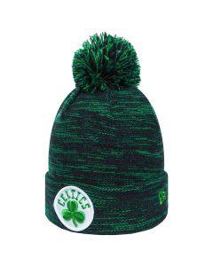 Boston Celtics New Era Marl Knit Wintermütze