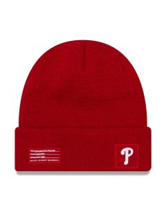 Philadelphia Phillies New Era 2018 MLB Official On-Field Sport Knit Wintermütze