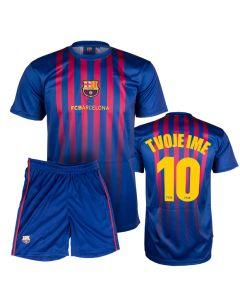 FC Barcelona Fun dečji trening komplet 2019 (tisak po želji)