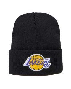 Los Angeles Lakers Mitchell & Ness Team Logo Wintermütze