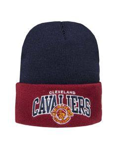 Cleveland Cavaliers Mitchell & Ness Team Arch Wintermütze