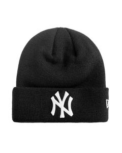 New York Yankees New Era League Essential Youth Wintermütze