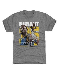 Kevin Durant 500 Level Collage Y Tri Gray T-Shirt