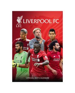 Liverpool Kalender 2019