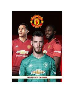 Manchester United Kalender 2019