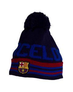 FC Barcelona Borla Wintermütze