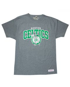Boston Celtics Mitchell & Ness Team Arch T-Shirt