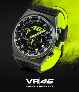 Shop now: VR46 Valentino Rossi